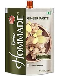 Dabur Hommade Ginger Paste, 200g Pouch