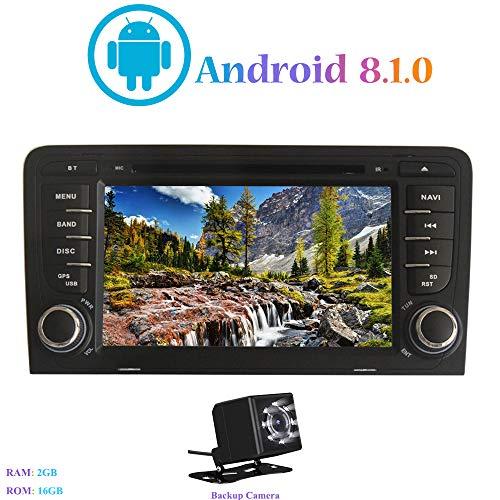 Android 8.1.0 Autoradio, Hi-azul In-Dash 7