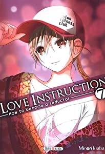 Love Instruction - How To Become A Seductor Edition simple Tome 7