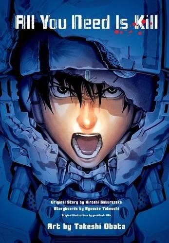 All You Need is Kill 2-in-1 Manga (All You Need is Kill (manga))