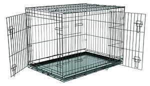 Happy Pet Fold Flat Pet Carrier, Extra Large