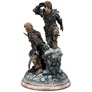 The Lord of the Rings - Frodo Baggins & Samwise Gamgee Statue (japan import) 4