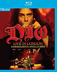 Dio Live in London Hammersmith 93 [Blu-ray]