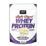 QNT Light Digest Whey Protein, White Chocolate, 500 g