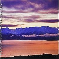 3dRose DB _ 87323_ 2kachemak Bay, Kenai montagne, Homer, Alaska–US02aje0018–Adam Jones, ricordi, 12da