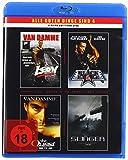 van Damme - 4 Filme - 1 Blu-Ray (Leon - Black Eagle - The Quest - Slinger)