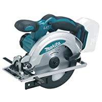 Makita DSS610Z 18V Cordless Li-ion Circular Saw, Body Only