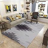L&ZX Flur Schlafzimmer Wohnzimmer Moderne Große Teppiche, Rutschfeste Easy-Reinigung Für Teppich, Teppich,180Cmx280cm