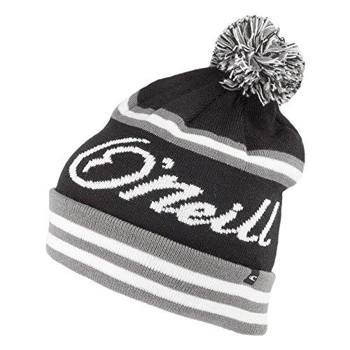 O'Neill Hats Oneill Shred Bobble Hat - Black-Grey
