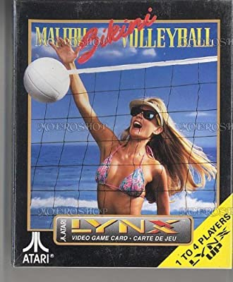 Malibu bikini volleyball - Lynx
