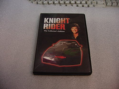 Knight Rider The Collector's Edition--Deadly Maneuvers--Slammin' Sammy's Stunt Show