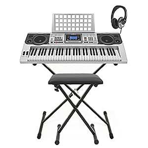 Clavier MK-7000 avec USB par Gear4music + Pack accessoires