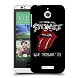 Offizielle The Rolling Stones Tour US 78 Kunst Ruckseite