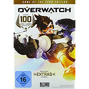Overwatch - Game of the Year Edition - PC [Edizione: Germania]