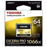 TOSHIBA CF-064GSG(BL8 Exceria Pro UDMA 7 CompactFlash 64GB Speicherkarte (150MB/s)