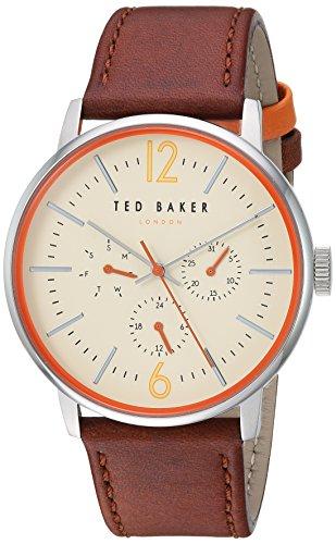 Ted Baker London Herren analog Quarz Uhr TE15066005