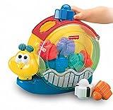 Mattel Fisher-Price 71922 - Babys Spiel- und Musikschnecke