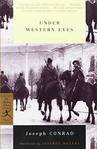 Mod Lib Under Western Eyes (Modern Library)