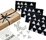 Jaques of London Triominoes - Triominos - EIN fantastisches Spiel von Tri Domino Tiles für Spieler Aller Altersstufen