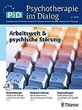 PiD - Arbeitswelt & psychische Störungen