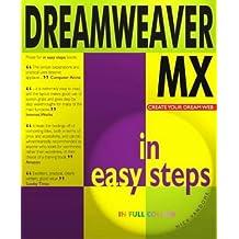 Dreamweaver Mx In Easy Steps by Nick Vandome (2002-10-31)