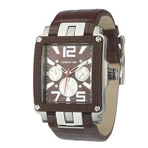 Cerruti 1881 Herren-Armbanduhr Multi Function 3 ATM CRB013I233G