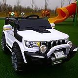 FP-TECH Auto ELETTRICA per Bambini Macchina Jeep 2 POSTI 4WD 12V con...