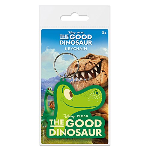 Pyramid International - The Good Dinosaur Portachiavi In Gomma Arlo 6 (Outdoor Metallo Wall Art)