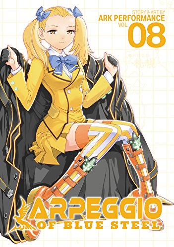 Arpeggio of Blue Steel: Vol. 8 Cover Image