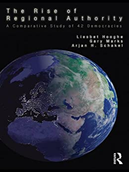 Donde Descargar Libros The Rise of Regional Authority: A Comparative Study of 42 Democracies Bajar Gratis En Epub