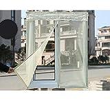 Fenster-bildschirme automatisch stumm snap shut,Heavy-duty mesh bildschirm punchless fenster magnetische tür heavy-duty mesh bildschirm heavy-duty mesh bildschirm-D 100x120cm(39x47inch)