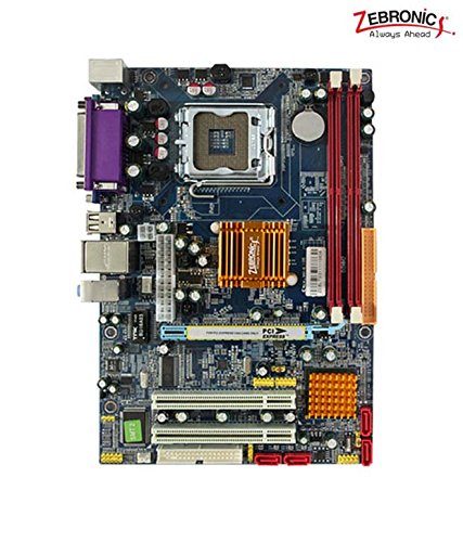 Zebronics Motherboard ZEB-G31 Socket 775  available at amazon for Rs.1964