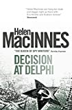 Decision at Delphi by Helen MacInnes front cover