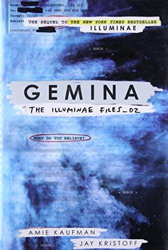 Gemina Cover Image