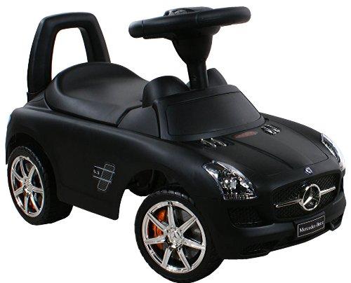 Bobby Car Mercedes SLS AMG 332P Schwarz