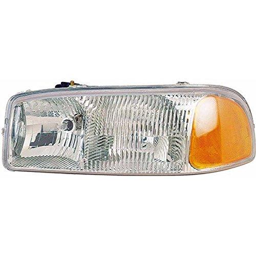 gmc-sierra-yukon-headlight-oe-style-replacement-headlamp-driver-side-new-by-headlights-depot