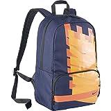 Nike Men's Classic Turf Bag Pack - Blue/Orange, Size One