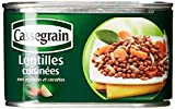 Cassegrain Lentilles Cuisinées La Boîte de 400 g
