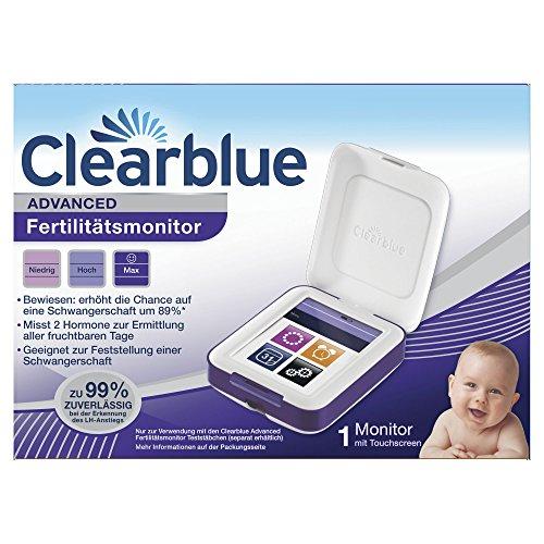 #Clearblue Advanced Fertilitätsmonitor, 1 Stück#