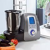 Cecomix C04010 - Robot de cocina multifunción, color plata