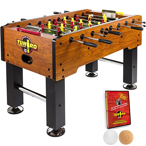 Tuniro Tischfussball Rustic V Advance