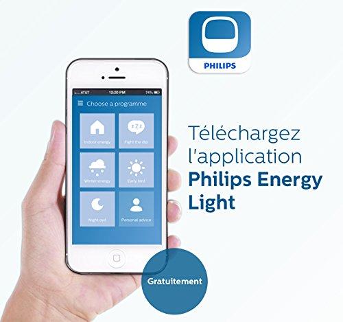 Philips HF 3430/01 EnergyUp Blue Tageslichtlampe - 16