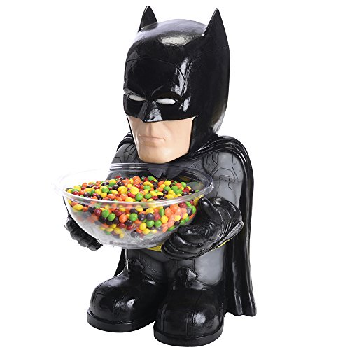 PARTY DISCOUNT ® Batman Candy-Bowl-Holder, ca. 50 -