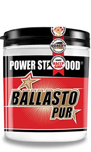 BALLASTO PUR, Dose 300 g à 30 Portionen, geschmacksneutral, ausgewogene, vegane Ballaststoffmischung für eine normale Verdauung.
