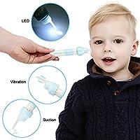 LED Taschenlampe Elektrische Ohr Wachs Entferner, Teepao Ohr-Pick Earpick Clean Tools Set für Kinder und Erwachsene preisvergleich bei billige-tabletten.eu