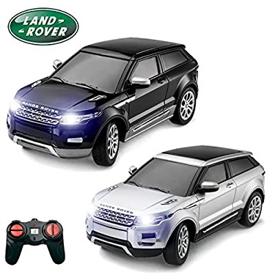 Remote Control Range Rover Evoque working Lights For Kids From Age 6+up