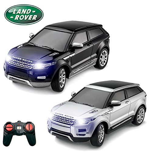 Remote Control Range Rover Evoque Working Lights For Kids From Age 6 Up