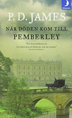 När döden kom till Pemberley por P. D. James