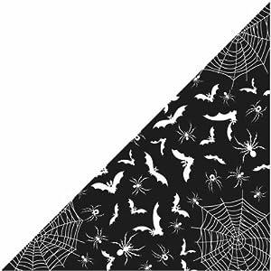 Bandana pour chien col écharpe araignées chauves-souris Halloween