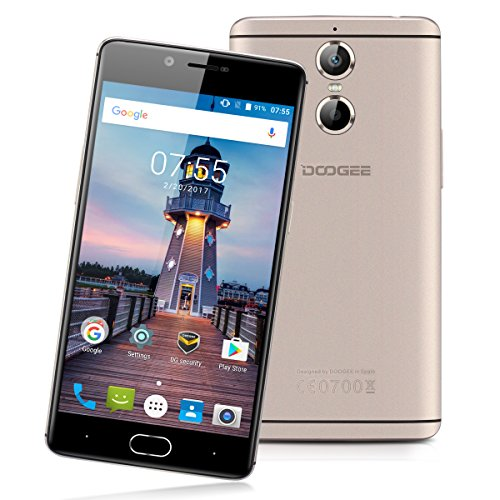Doogee Shoot 1 - 4G Smartphone Libre Android 6.0 (Pantalla FHD 5.5